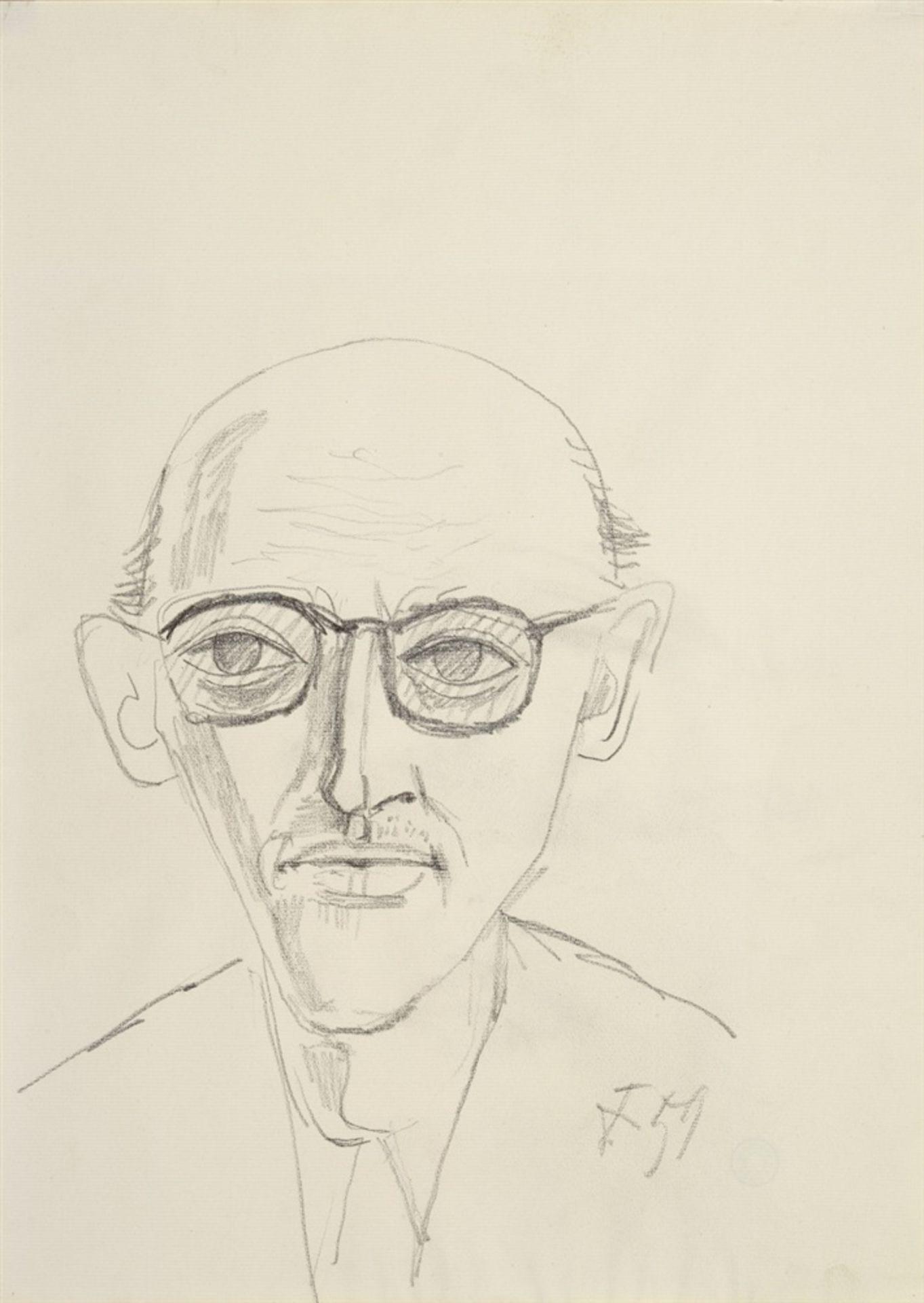 Otto DixPortrait Heinz Pachen