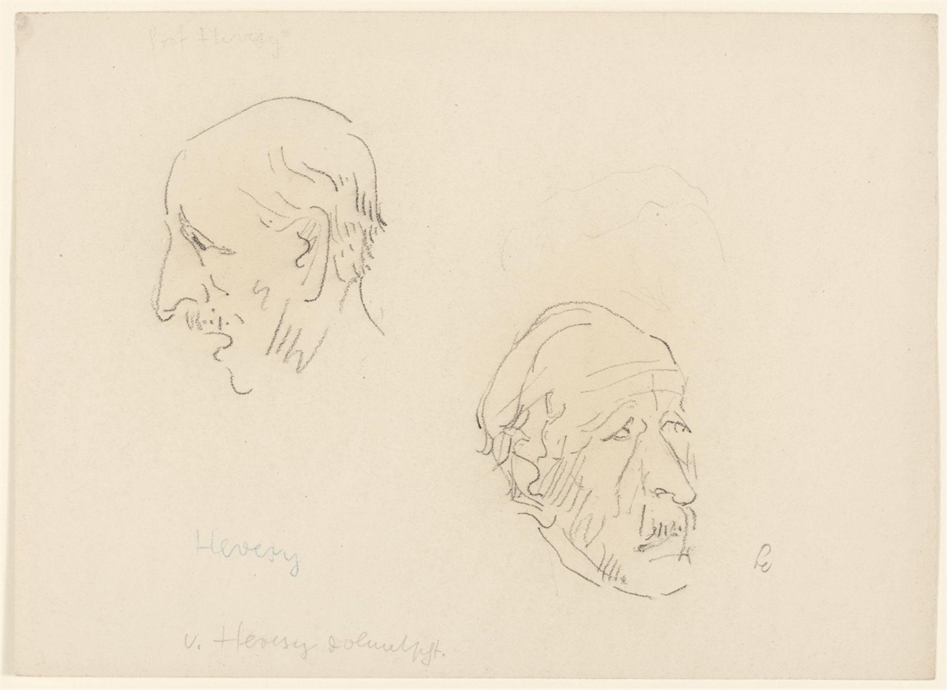 Curth Georg BeckerPorträts von Nobelpreisträgern - Bild 12 aus 18