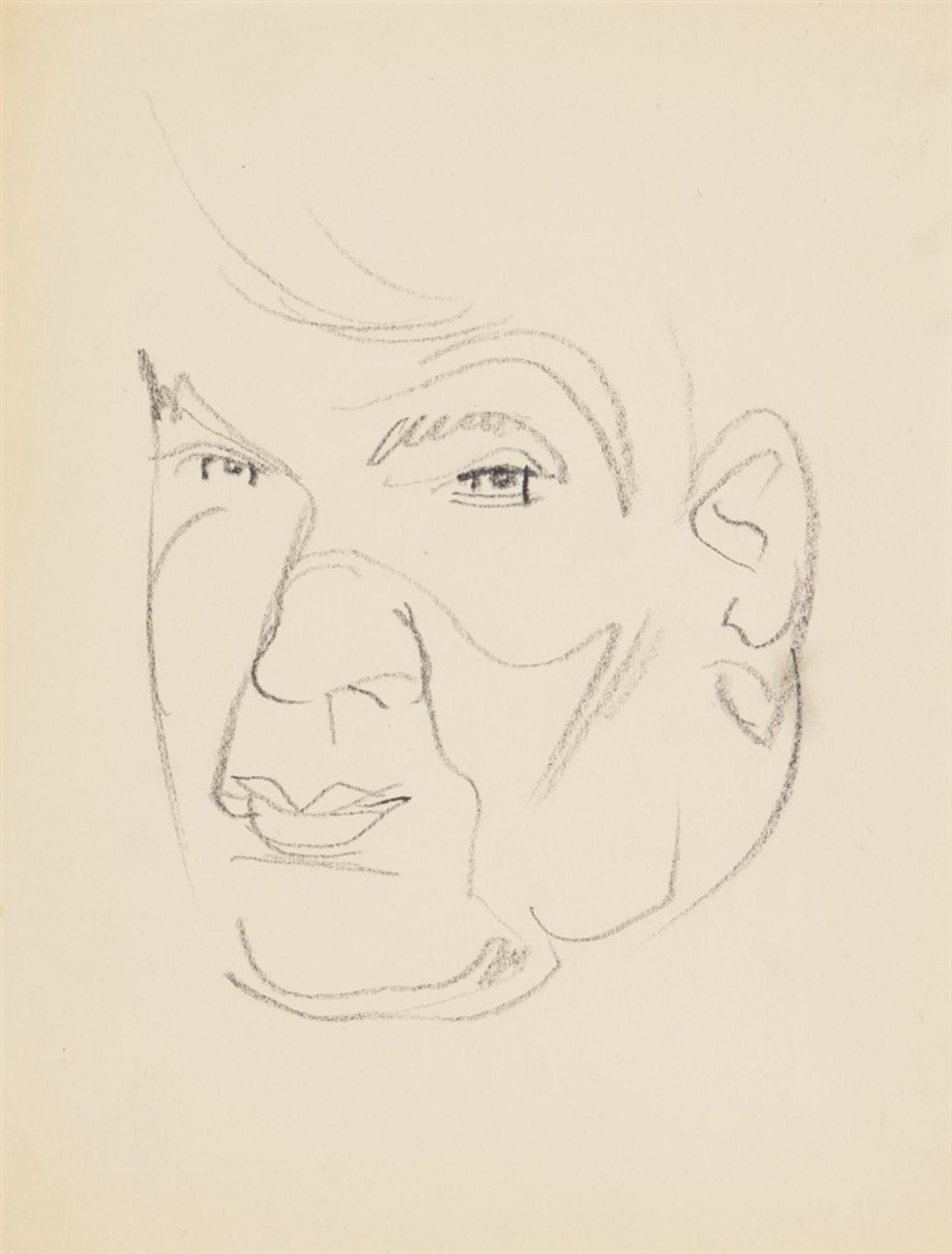 Curth Georg BeckerPorträts von Nobelpreisträgern - Bild 15 aus 18