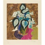 Georges BraqueFeuillage en couleurs