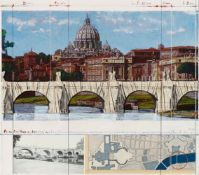ChristoPonte Sant'Angelo, Wrapped, Project for Rome