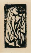 Ernst Ludwig KirchnerBadendes Mädchen
