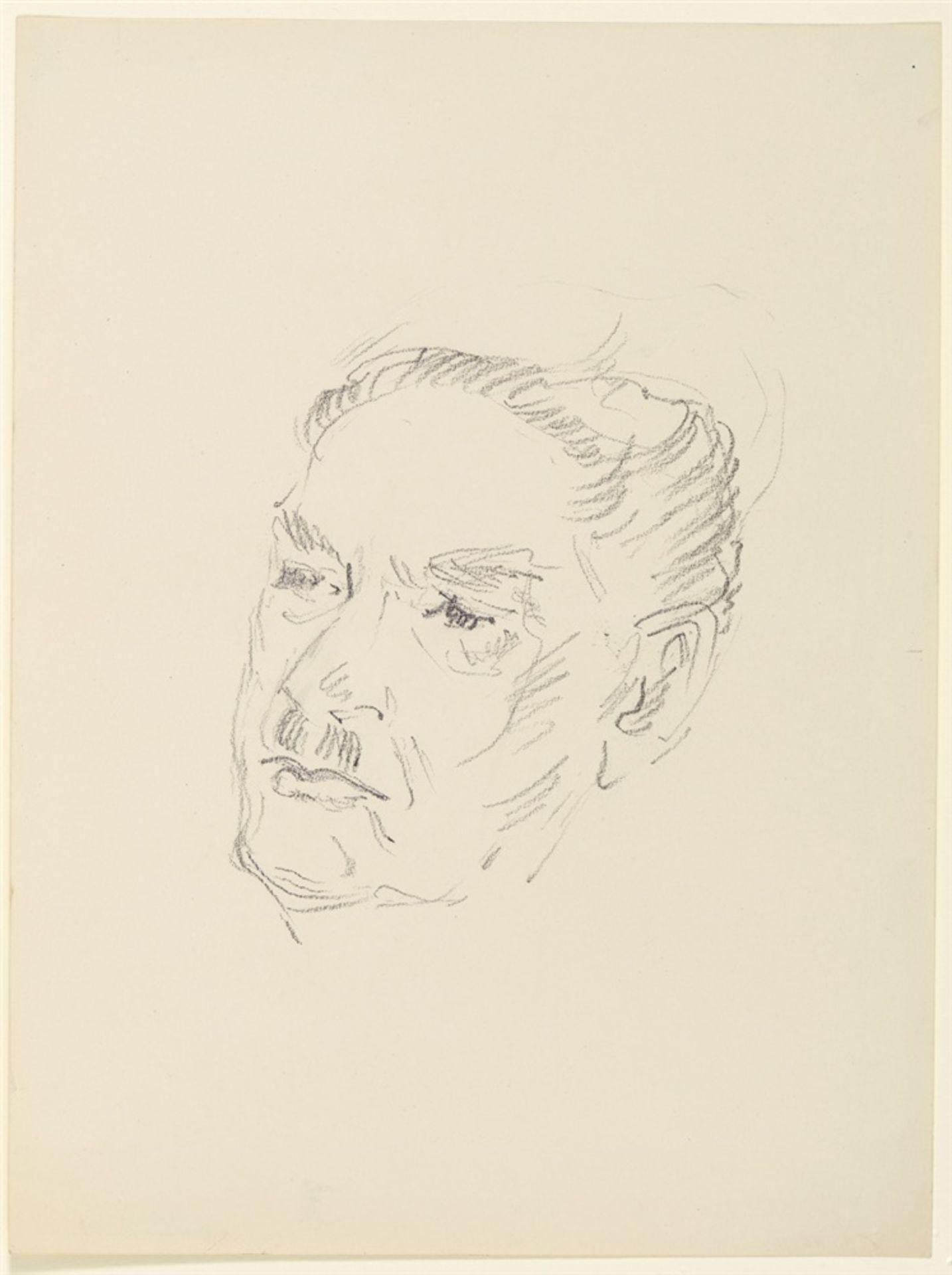Curth Georg BeckerPorträts von Nobelpreisträgern - Bild 13 aus 18