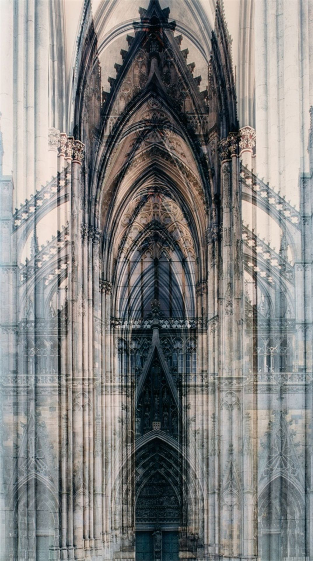 Roland FischerOhne Titel (aus der Serie: Cathedrals)