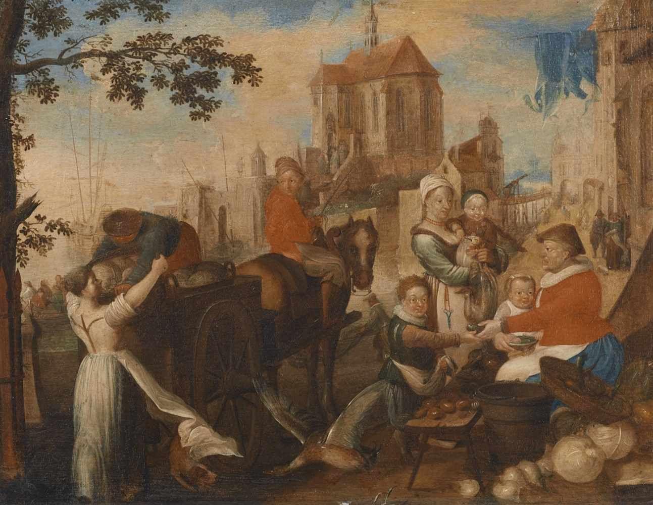 Gemälde 15.-19. Jahrhundert