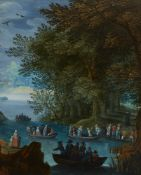 Jan Brueghel d. Ä., NachfolgeFlusslandschaft