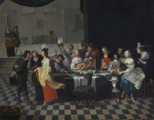 Christoffel Jacobsz van der LamenMusizierende Gesellschaft