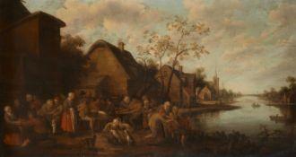 Joost Cornelisz. Drochsloot, zugeschriebenBäuerliches Fest