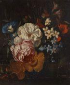 Niederländischer Meister des 17. JahrhundertsBlumenstillleben