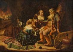 Gerrit Willemsz. HorstLot und seine Töchter