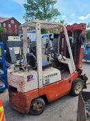 Datsun 4000 Lb Forklift LP Gas