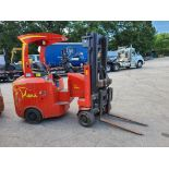 Flexi Narrow Aisle Forklift 3500 Lbs.