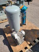 Airtech Vacuum plus FSI Filter & Air Tank