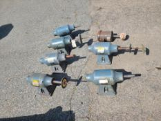 7 Buffing Polishing Motors