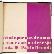 "Neruda, Pablo. ""Veinte poemas de amor y una canción desesperada"". (Twenty Love Poems and a Song of"