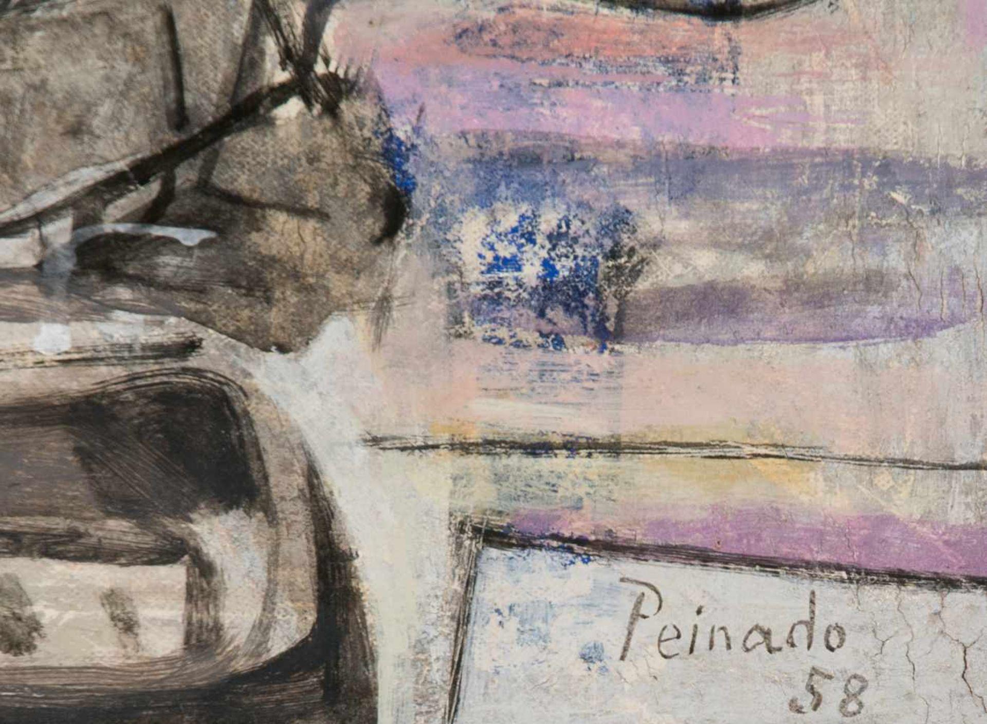 Los 15 - Joaquín Peinado (Ronda, Málaga, 1898 - París, 1975)