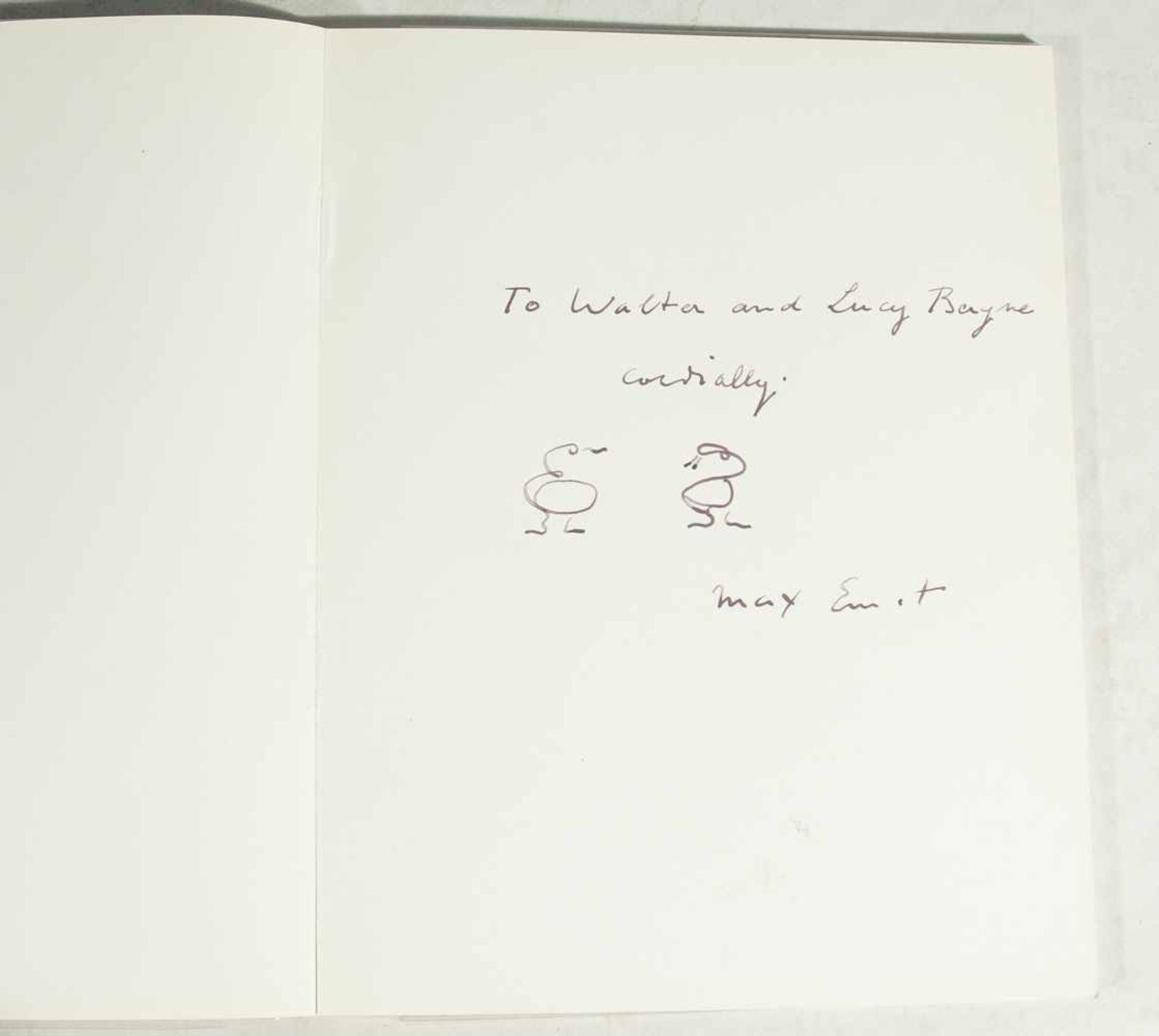 Los 10 - Max Ernst (Brühl, Germany, 1891 - Paris, 1976)