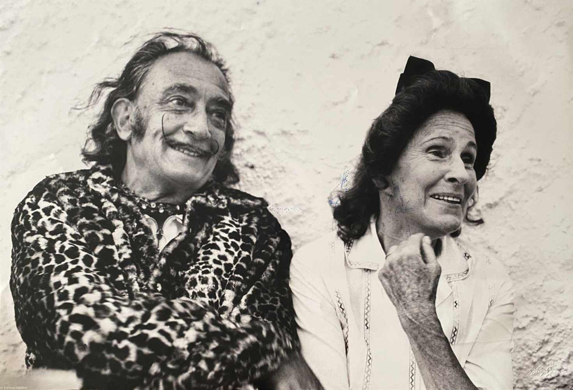 Los 13C - Salvador Dalí (Figueres, 1904 - 1989) Salvador Dalí (Figueres, 1904 - 1989) Great photography of