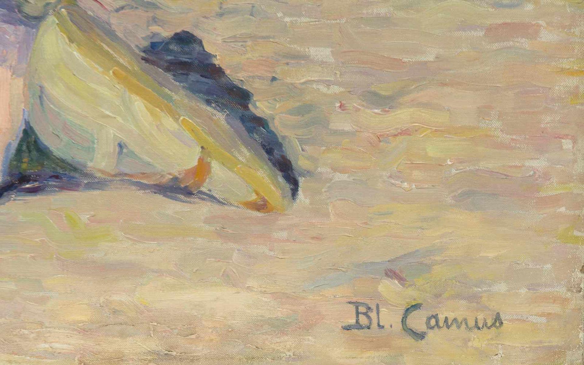 Los 1 - testBlanche Camus (París, 1884 - 1968)