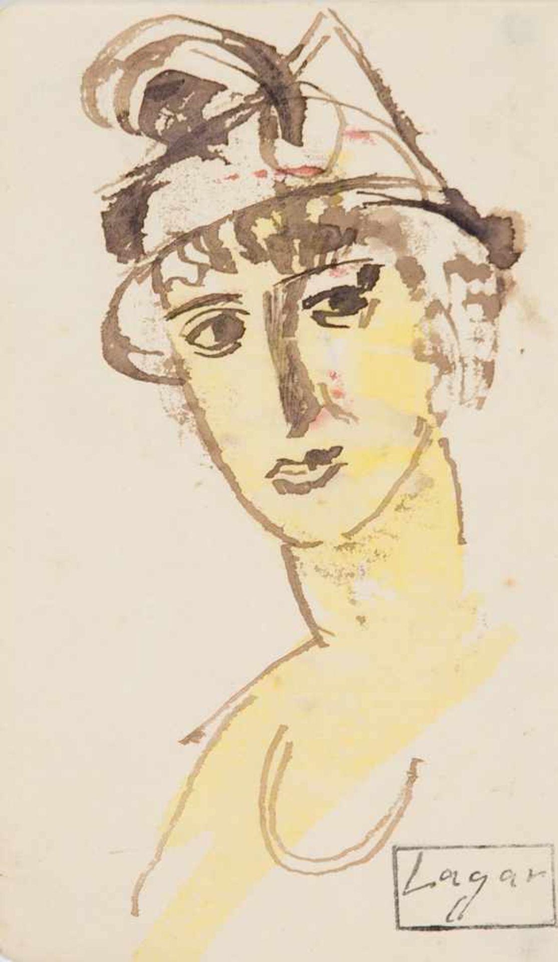 Los 8 - Celso Lagar (Ciudad Rodrigo, 1891 - Sevilla, 1966)