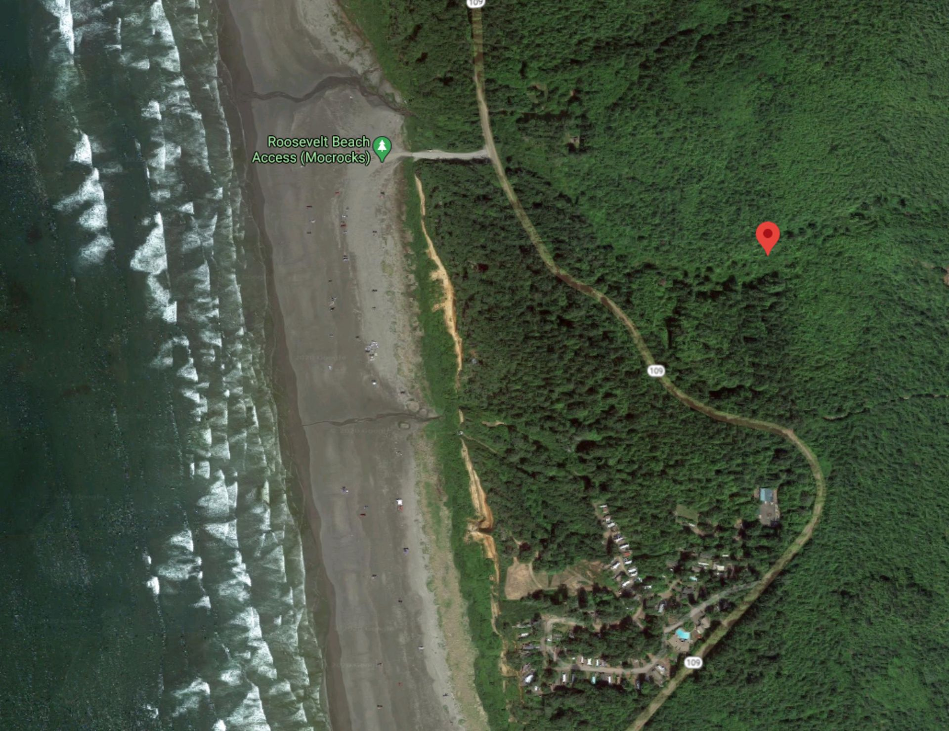 1/4 Mile from the Pacific Ocean Beach! Enjoy Grays Harbor, WA - Image 4 of 4