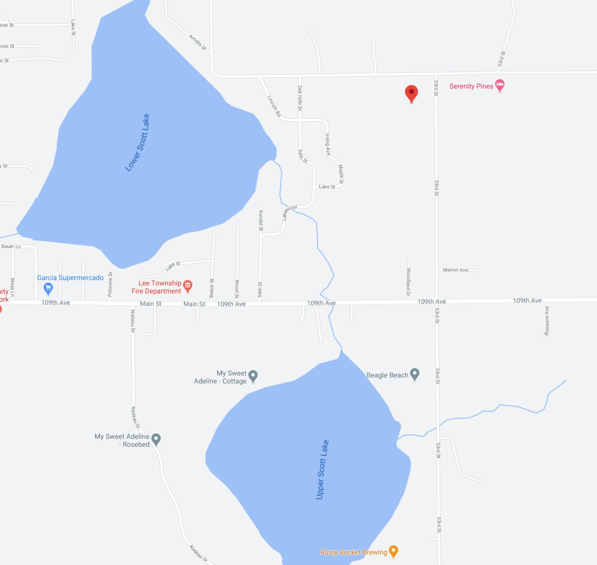 Beautiful Lot Situated in Allegann County, Michigan! - Image 3 of 5