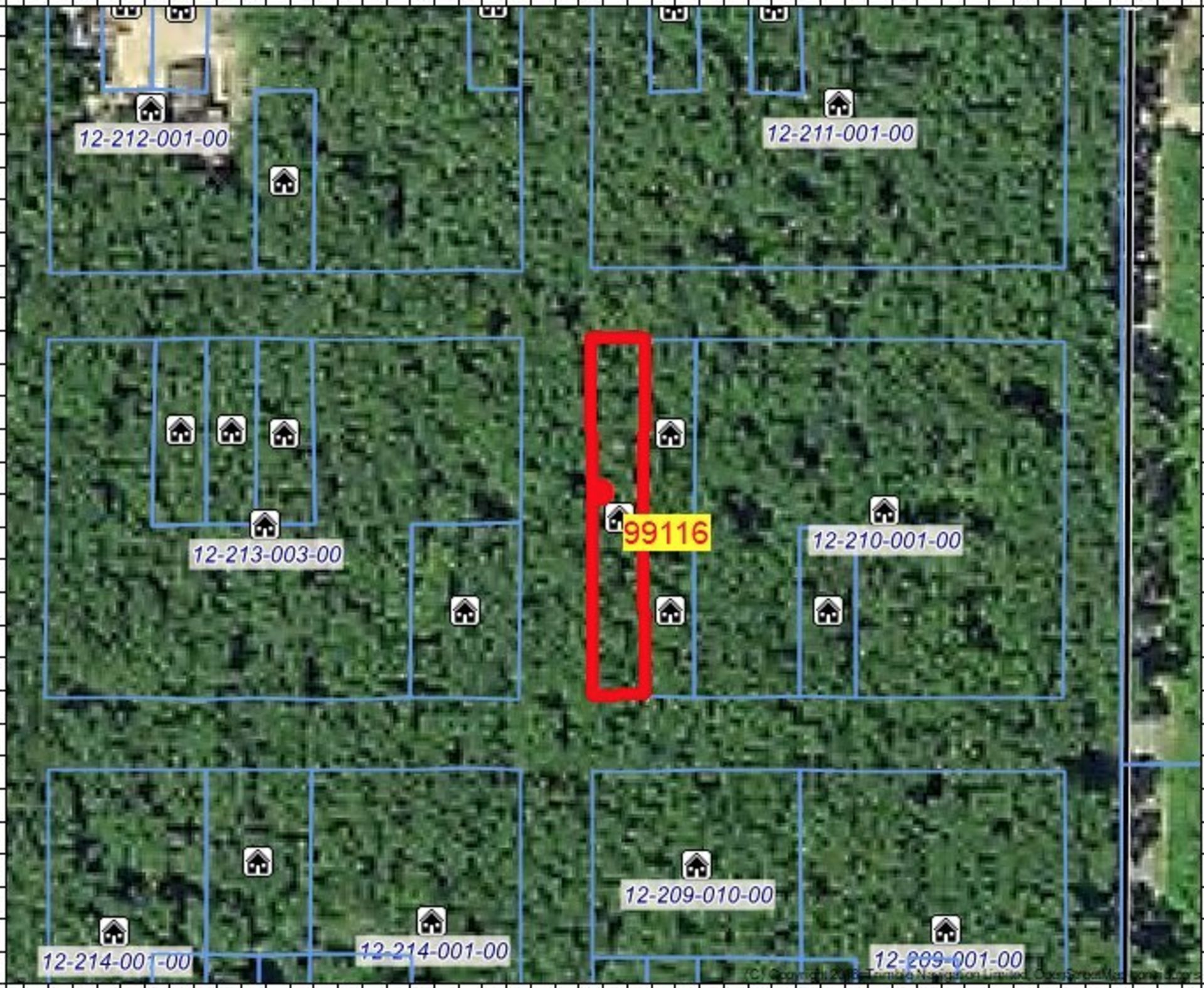 Beautiful Lot Situated in Allegann County, Michigan! - Image 2 of 5