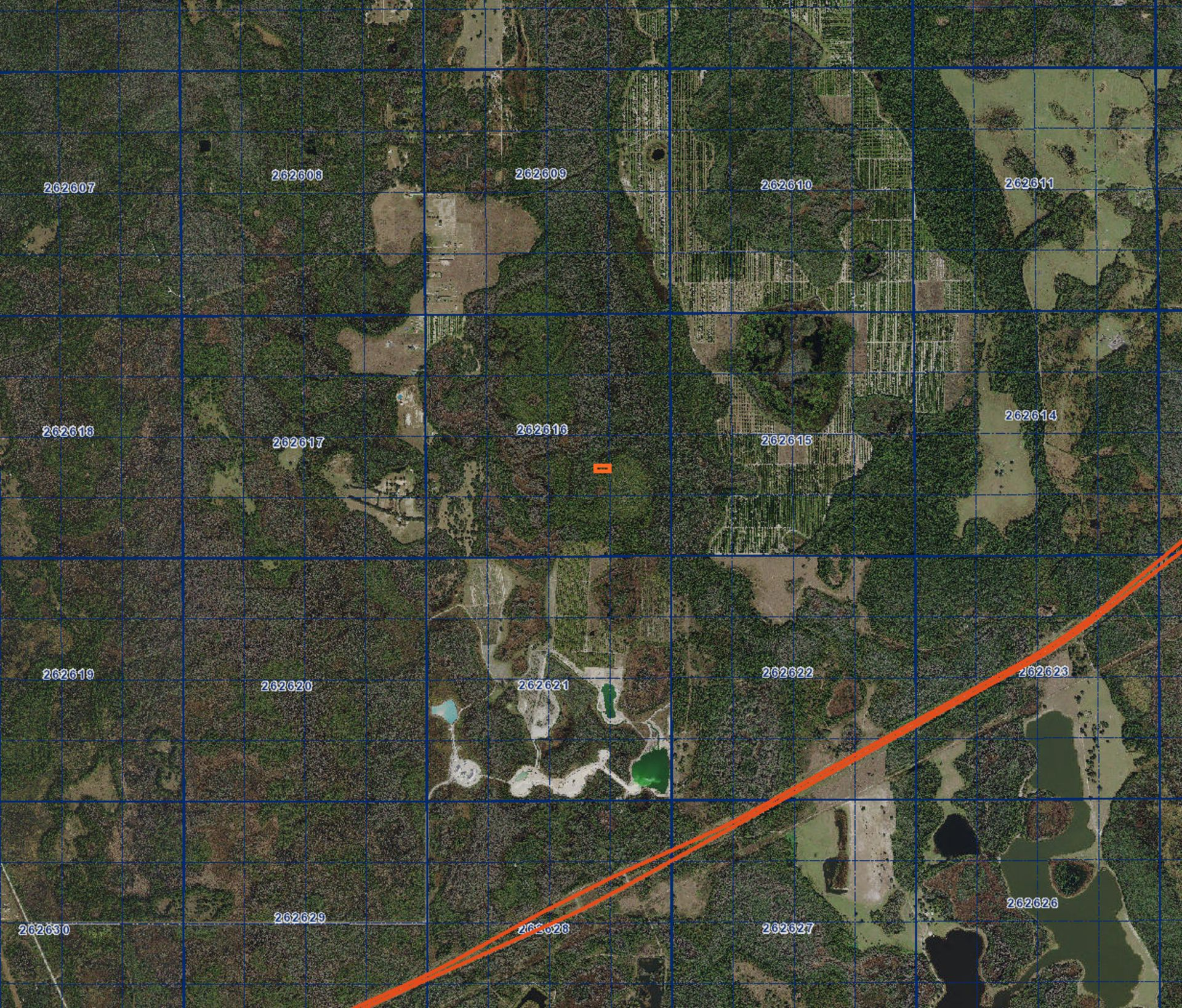One Acre in Peaceful Polk County, Florida! - Image 4 of 4