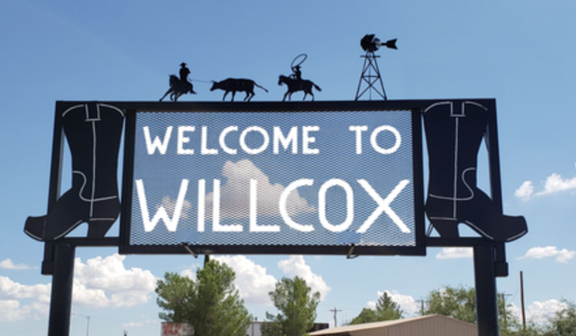 Four Adjacent Lots - A Quiet Oasis at the Edge of Historic Downtown Willcox in Cochise County - Image 5 of 5