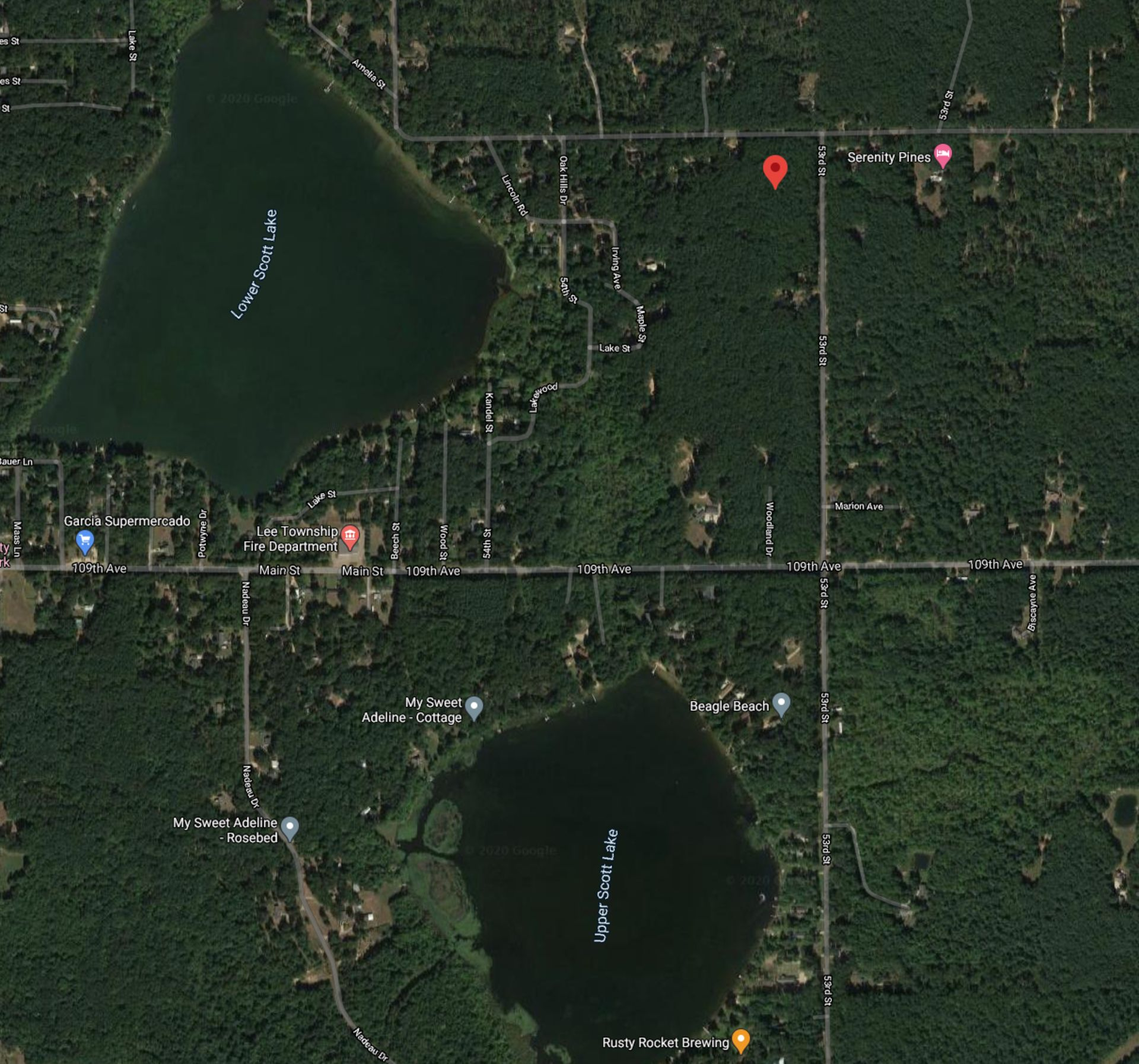 Beautiful Lot Situated in Allegann County, Michigan! - Image 4 of 5