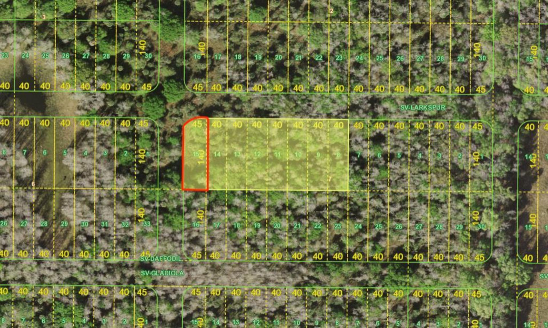 Own Property in the Sunshine State! Adjacent to Lot 16! - Image 2 of 3