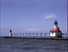Live in Berrien County, Michigan: Only One Mile from Lake Michigan!