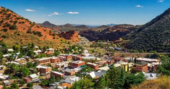 Four Adjacent Lots - A Quiet Oasis at the Edge of Historic Downtown Willcox in Cochise County