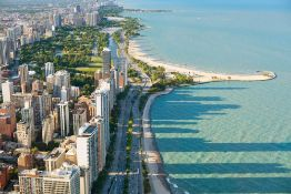 Live in the City of Benton Harbor, Michigan: Only One Mile from Lake Michigan!