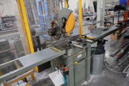 EMMEGI model 400S Single Head Cut-off Saw (1998)