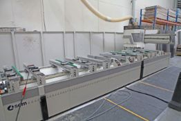 SCM Record 100 Action Line CNC Router (type RD100ALXL TVNP) (2012)