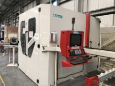 DUBUS model PVC Flex 801 Single Station CNC Machining & Sawing Centre (2010)
