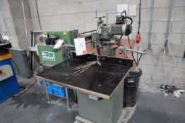 GRAULE ZS170 Pull Over Cross Cut Saw (2012)