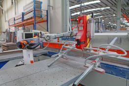 BARBARIC Pneumatic Sheet Lifter, Capacity 150KG (2015)