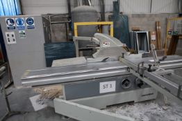 GENISIS P32 Sliding Table Panel Saw, (2010)