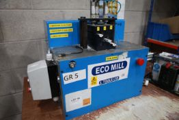 ECOMILL End miller with Bench