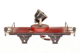Märklin Scheinwerferwagen 1964, S 1, HL, NV, L 19,5, bespielt
