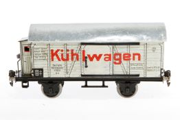 Märklin Kühlwagen 1793, S 1, CL, mit BRH und 2 ST (ÜL), L 27, bespielt