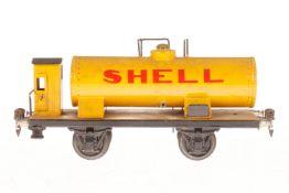 Märklin Shell Kesselwagen 1994, S 1, HL, mit BRH, Auslass fehlt, LS, L 24, bespielt
