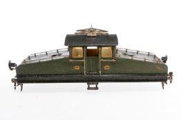 Märklin Lokgehäuse CL 64/13021, S 1, handlackiert, nicht vollständig, als Ersatzteil
