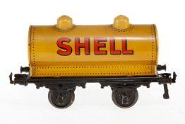 Bing Shell Kesselwagen, S 1, CL, LS, L 19,5, Z 2-3