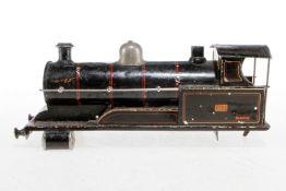 Märklin Lokgehäuse 326, S 1, für Starkstrom, tw nachlackiert, als Ersatzteil
