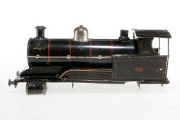 Märklin Lokgehäuse 326, S 1, für Starkstrom, NV, tw nachlackiert, als Ersatzteil
