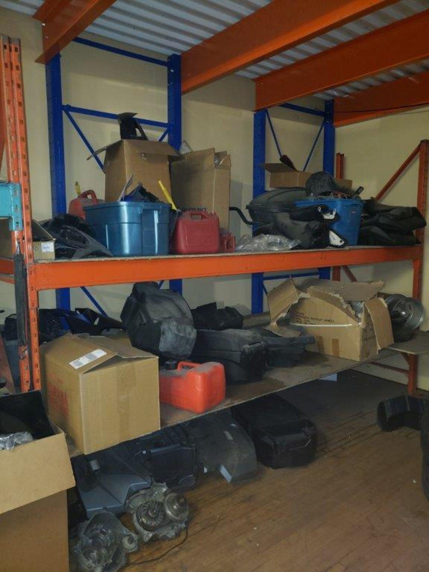 Lot 29 - 2 section de READY RACK