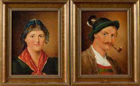 Bauernmaler (um 1900)